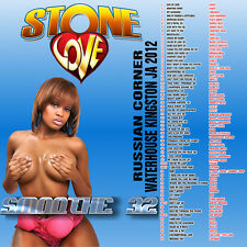 STONE LOVE SMOOTHE 32 LIVE DANCEHALL CD