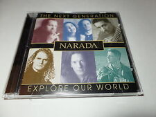 The Next Generation: Explore Our World Narada Sampler1997 Promo CD Jazz Like New