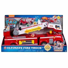 🔥 Paw Patrol Ultimate Rescue Fire Truck with Extendable 2 ft. Tall Ladder