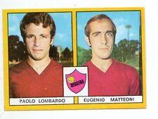 FIGURINA    CALCIATORI    EDIS    1969-70    REGGINA   LOMBARDO   MATTEONI
