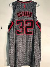 Adidas Swingman NBA Jersey Los Angeles Clippers Blake Griffin Grey Kinetic sz M