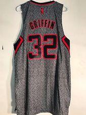 Adidas Swingman NBA Jersey Los Angeles Clippers Blake Griffin Grey Kinetic sz M