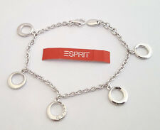 Esprit Armband UVP-59,90 € 925er Sterlingsilber MOONLIGHT MAGIC 18cm 4358066