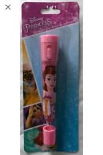 Disney Princesse Lampe De Poche Stylo Piles incluses Congelé belle Cendrillon Torche