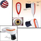 5.0USB Iriscope Iris Analyzer Iridology Camera Pupilometer+Software