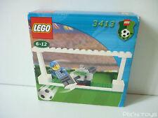 LEGO SPORT / Set 3413 Goalkeeper [New/Sealed]