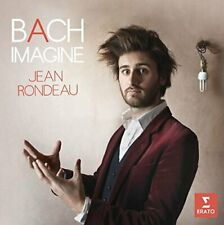 Jean Rondeau - Bach  Imagine [CD]