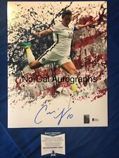 Carli Lloyd Signed 11x14 Photo USWNT WORLD CUP Soccer Beckett COA 1