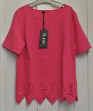 New B.You wms/teens  top Pink  size S