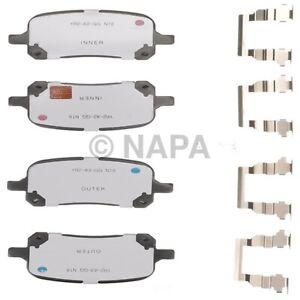 Disc Brake Pad Set-DOHC, Eng Code: 1MZFE Front NAPA/ADAPTIVE ONE BRK PADS-ADO