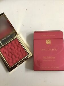 Authentic New Limited Estee Lauder Pure Color Envy Rebellious Rose Blush In Box