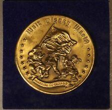 1976 Walt Disney World Liberty Square Token/Medal HG ** FREE U.S. SHIPPING **