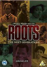 ROOTS NEXT GENERATION - TV FILM SERIES DVD - ALEX HALEY FAMILY HISTORY TREE