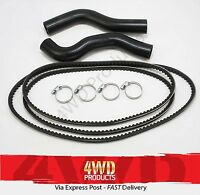 Radiator Hose & Belt SET for Toyota Prado KZJ120R 3.0TDi 1KZ-TE (03-06)