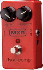 B-stock MXR M102 Dyna Comp Compressor Guitar Effects Pedal!