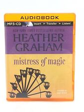 Mistress of Magic by Heather Graham (2015, MP3 CD)