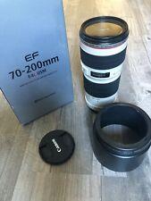Canon EF 70-200 mm F/4.0 L USM Objektiv