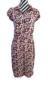 Long Tall Sally Floral Summer Dress Size 12