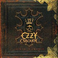 OZZY OSBOURNE Memoirs Of A Madman CD NEW