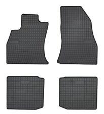 Gummifußmatten Gummimatten Fußmatten Fiat 500L  von TN  Baujahr 2012 -
