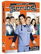 """DVD """"Scrubs - Coffret intégral de la Saison 6""""   NEUF SOUS BLISTER"""
