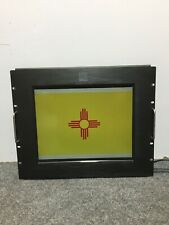 """TESTED ELO TOUCHSYSTEMS 17"""" ET1739L-8CWA-3-NPB-G TOUCH LCD MONITOR W/ POWER CORD"""