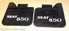 2814 - NOS JUEGO FALDILLAS GOMA SEAT 850