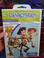 Leap Frog LEAPSTER - TOY STORY 3 -  FAST POST