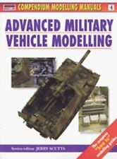Advanced Military Vehicle Modelling (Modelling Manuals), , Good Book
