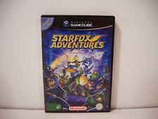 Starfox Adventures Nintendo Gamecube GC Pal Fr