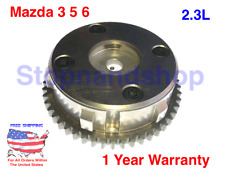New Intake Camshaft VVT Actuator Phaser Sprocket Gear for Mazda 3 6 5 2.3L DOHC