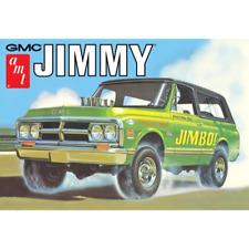 AMT 1219 1/25 1972 GMC Jimmy Jimbo Plastic Model Kit