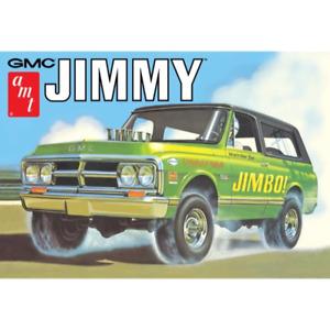 AMT 1219 1/25 1972 GMC Jimmy Jimbo Plastic Model Kit Brand New