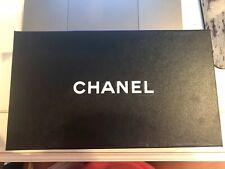 Auth & New Gift Box Chanel Shoe Box - Slight wear