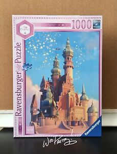 2020 LIMITED RELEASE Castle Collection Rapunzel Tangled by Ravensburger NIB