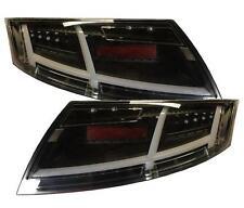 LED Rückleuchten AUDI TT TTS 8J schwarz LED Heckleuchten LINKS RECHTS Rücklicht