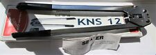 More details for pro-series sealer with offset jaws for polyprop/polyester strapping – kns 12