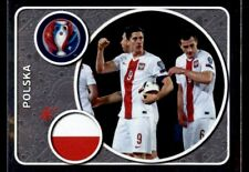 Panini Euro 2016 Team Photo Poland Foil No. 237