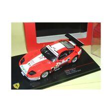 Ferrari 575m #11 3ememonza Fia-gt 2004 F.peter/f.babini IXO 1/43