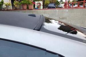 Mercedes C-Class W204 Roof  Window Spoiler 2007-2012 UK SELLE