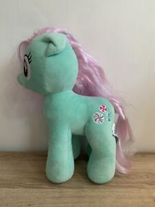 "Build-A-Bear My Little Pony 16"" Minty Soft Plush Pony In VGC RARE!"