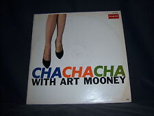 "Spin-O-Rama mk-3079 Art Mooney-Cha Cha Cha mit 1957 12"" 33 RPM"