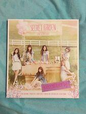 APINK Secret Garden (3rd Mini Album) Signed/Autographed A-PINK