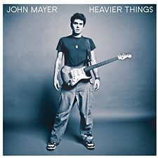 John Mayer - Heavier Things [New Vinyl LP] UK - Import