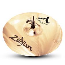 """Zildjian Z40131 13"""" Z Dyno Beat Bottom Hi Hat Drumset Cast Bronze Cymbal - Used"""