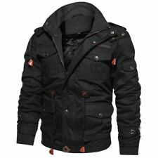 Winter Jacket Parkas Men Thick Warm Casual Outwear Jacket Coats Hooded Overcoat