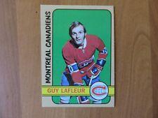 1972 Topps Hockey # 79 Guy Lafleur MINT