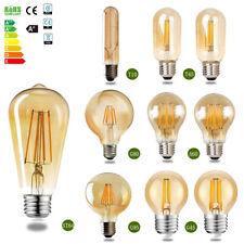 E27 LED Edison Filament Lampe Vintag Birne Glühbirne Retro Glühlampe Warmweiß