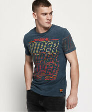 Superdry Mens Spectrum Graphics Mid Weight T-Shirt