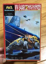 Special Armored Battalion Dorvack MUGEN LAND CALIBUR  1/72 MODEL KIT GUNZE